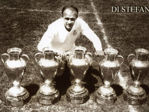 Pictures: Real Madrid legend Alfredo Di Stefano dies aged 88 after heart attack