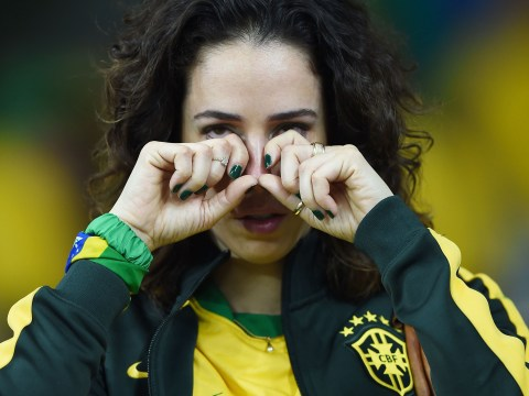 The crying game: the agony and ecstasy of Brazil fans during Brazil v Germany World Cup 2014 semi final