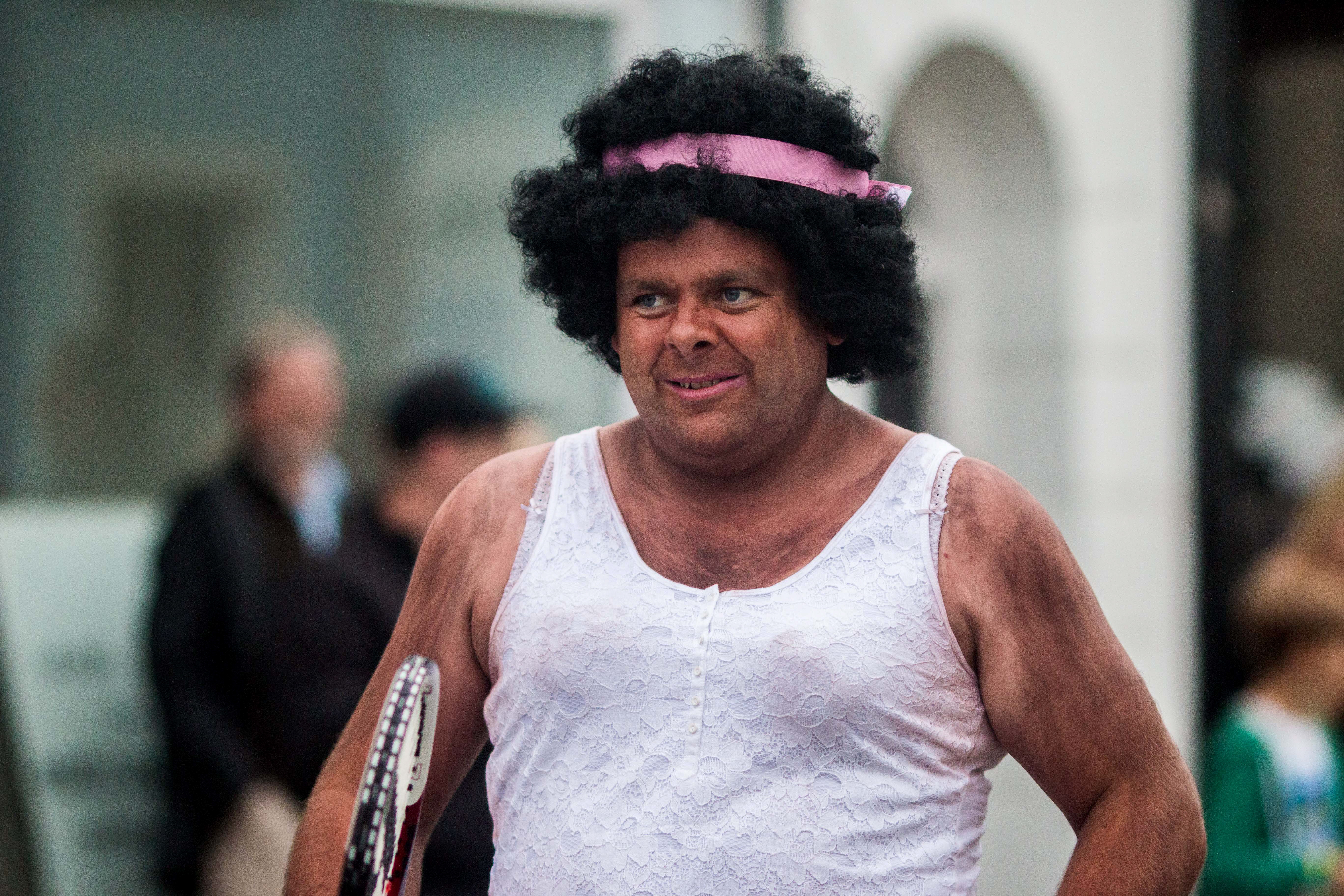 Pub landlord and friend 'very sorry' after blacking up as Venus and Serena Williams for Cornish carnival