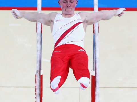 Gurning for gold: Hilarious pictures of gymnasts at the Commonwealth Games 2014