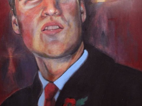Uh oh, Prince William has a new portrait… and some people think it looks a bit like Alan Partridge
