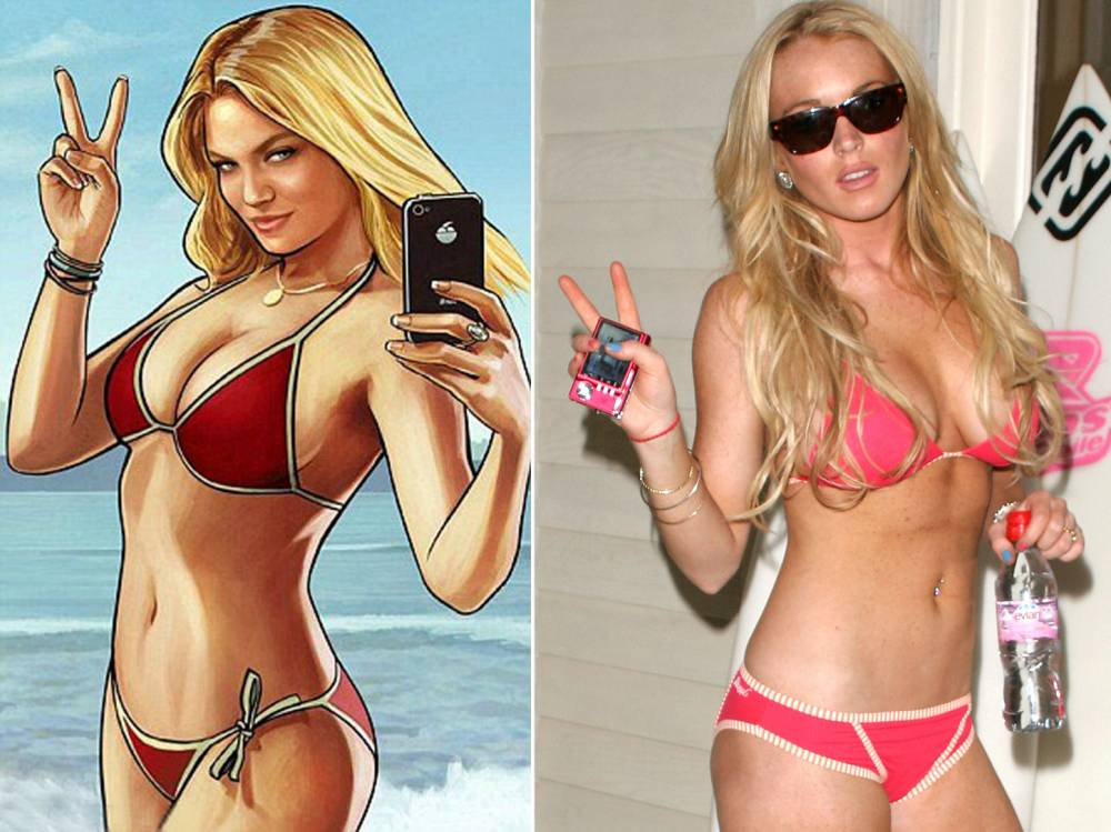GTA V creators claim Lindsay Lohan is suing them purely for 'publicity purposes'