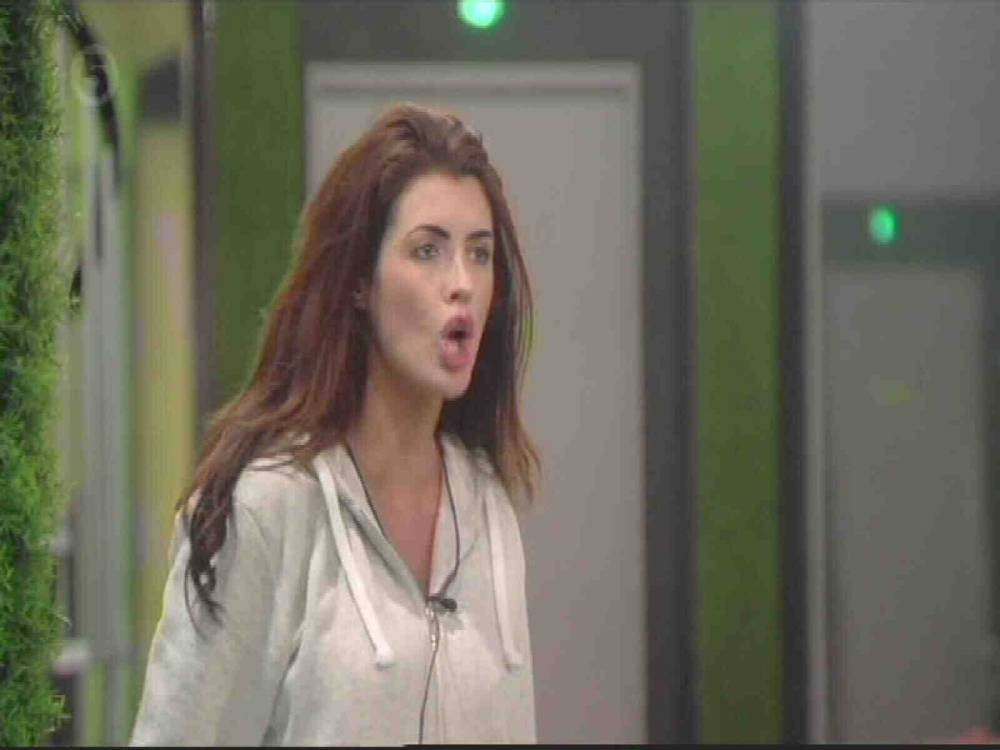 Big Brother 2014: Now it's Helen and Ashleigh who have come to blows as she brands the teenager 'two-faced'