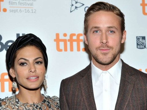 Ellen DeGeneres has congratulated Ryan Gosling and Eva Mendes on their 'baby news'