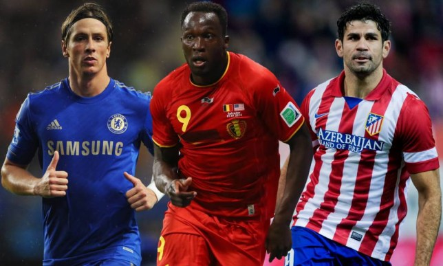 252406452 Chelsea sign Diego Costa: How much of an upgrade is the Spain international  on Fernando Torres and Romelu Lukaku?