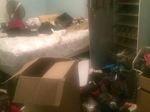 Poltergeist under couple's bed turns out to be a woman on a 'meth rampage'