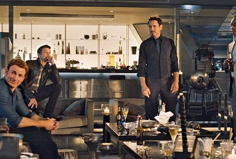 These new Avengers: Age of Ultron pictures will make you wish it was 2015 already