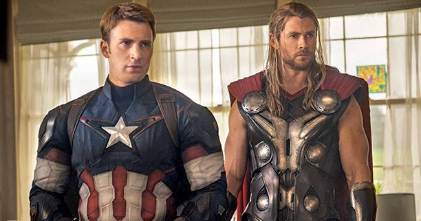 Hands up everyone who wants to know what's going to happen in Avengers: Age Of Ultron?