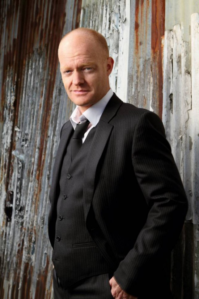 WARNING: Embargoed for publication until: 03/09/2012 - Programme Name: EastEnders - TX: n/a - Episode: n/a (No. n/a) - Picture Shows: Max Branning. Max Branning (JAKE WOOD) - (C) BBC - Photographer: Jack Barnes