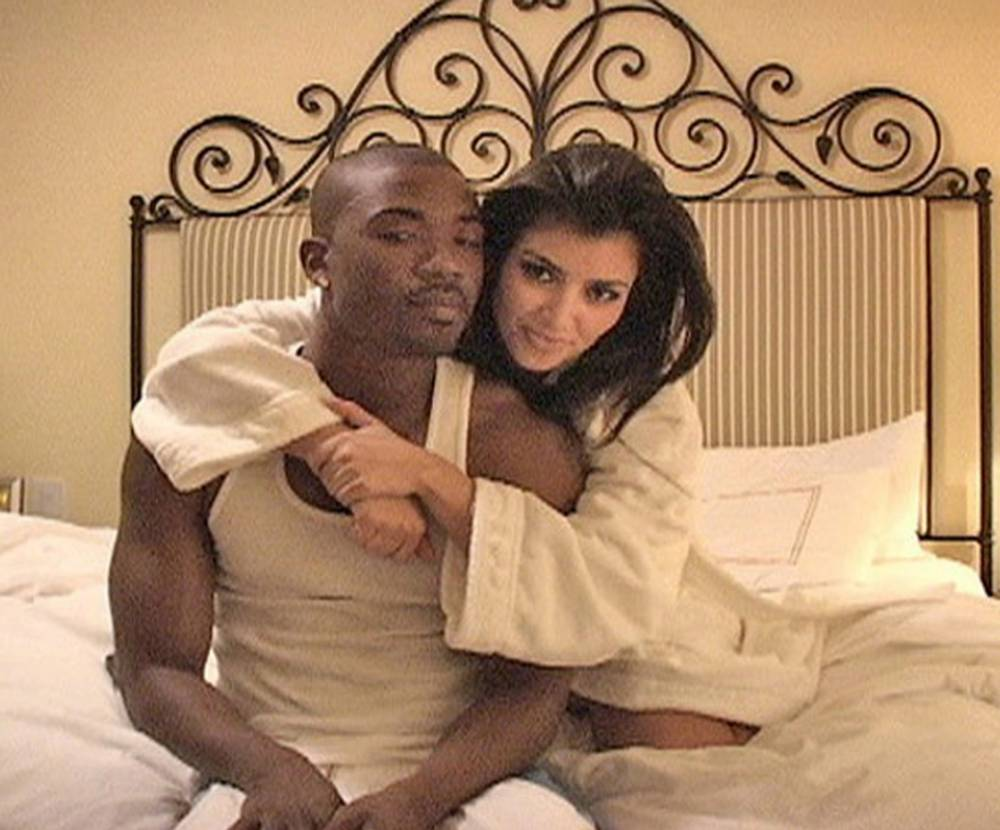 Ray jay und kim kardashian sex video