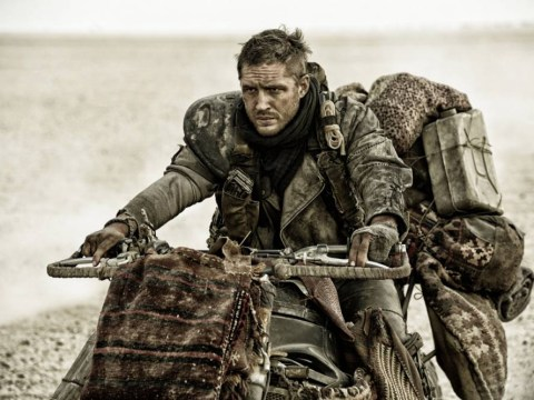 I'm as mad as Mel! Tom Hardy brings back Mad Max after 30 years in the wilderness