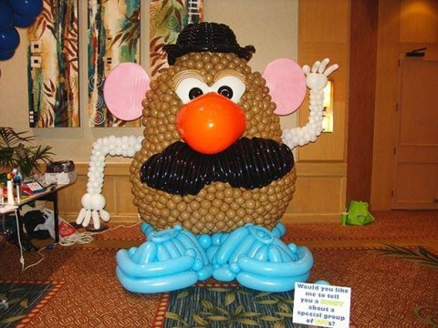 7 mind-blowing balloon models from the World Balloon Convention – yeah, that's a thing