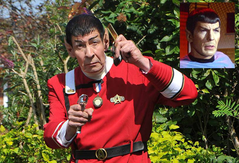 Spock lookalike will not boldly go into porn despite offer to appear in 'The Vulgar Vulcan'