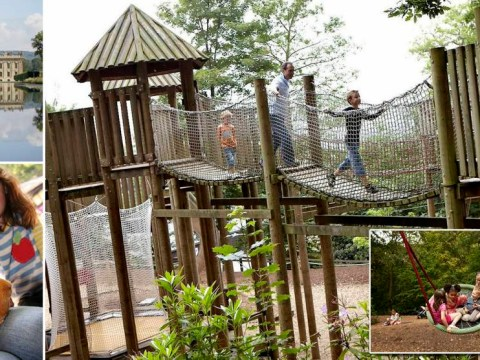 9 amazing adventure playgrounds to take the kids to this summer holidays (for you to play at, obvs)