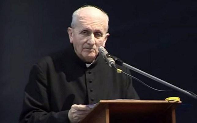 Father Marian Rajchel