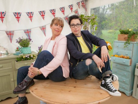 The Great British Bake Off has turned into Eurovision, apparently