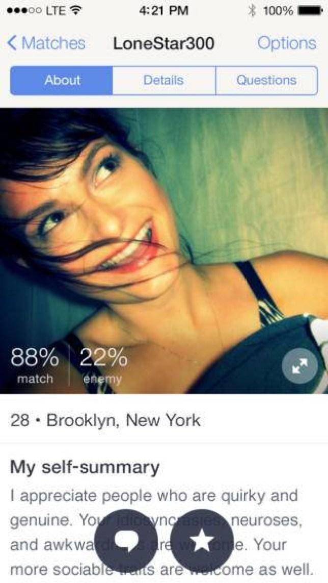 wierd dating sites