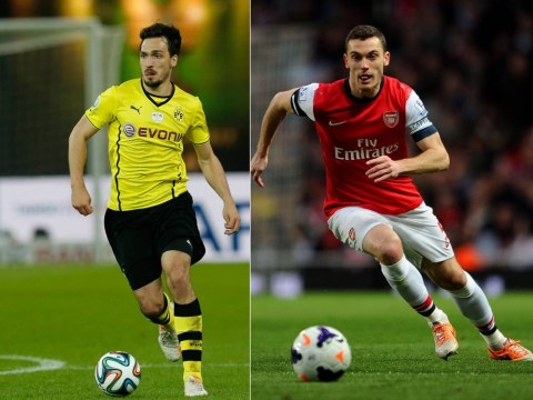 Manchester United hoping to sign Thomas Vermaelen and Mats Hummels in Nani and Shinji Kagawa swap deals