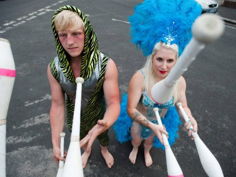 Circus troupe denied bank account because they are a 'moral problem'