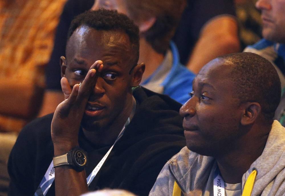 Usain Bolt denies calling Commonwealth Games 'a bit s***'
