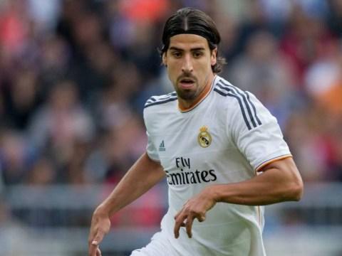 Real Madrid hopeful of selling Sami Khedira to Arsenal despite Bayern Munich talks