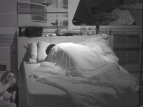 Big Brother 2014: Steven Goode 'mortified' after Helen Wood gatecrashes Kimberly Kisselovich love-in