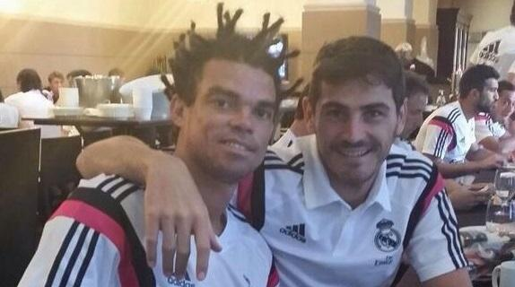 Real Madrid star Pepe gets brand new haircut – it's absolutely the worst thing ever