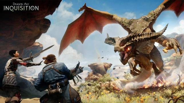 Dragon Age: Inquisition - one of the best games of the generation