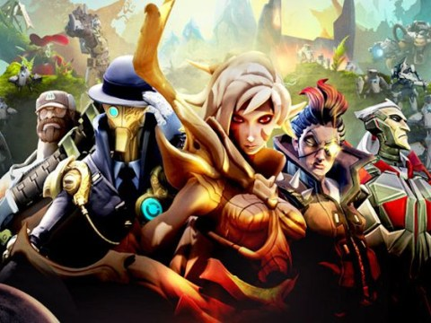 Borderlands creators Gearbox unveil new game Battleborn