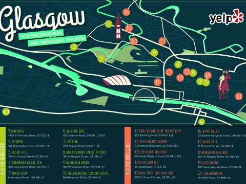 Commonwealth Games 2014: Top places to visit in Glasgow for the health conscious or for the indulgent