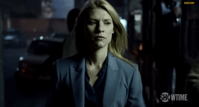 Homeland season 4 - Clare Danes plays Carrie Mathison