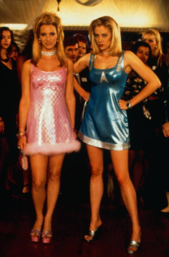 Romy and Michele's High School...
