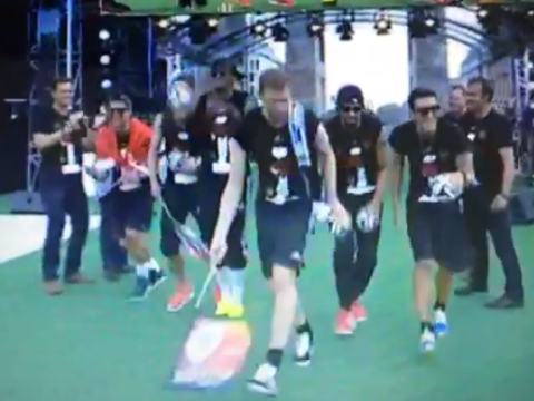 This video of Per Mertesacker dancing during World Cup party will make your day