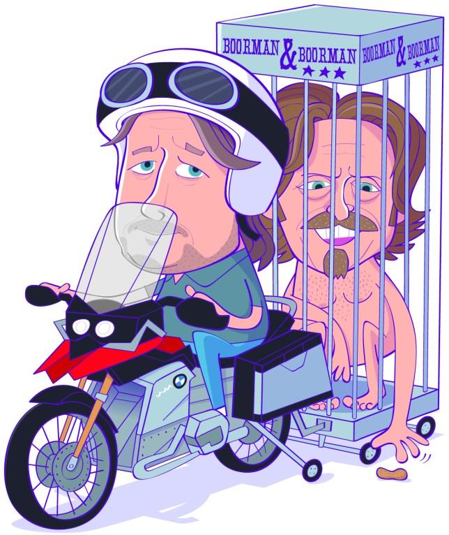 Illustration: The Boy Fitz Hammond