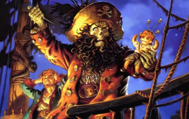 Monkey Island won't be resurrected by Double Fine