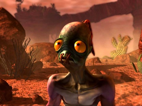 Oddworld New 'n' Tasty! preview and Lorne Lanning interview – 'we've become triple-A indie'