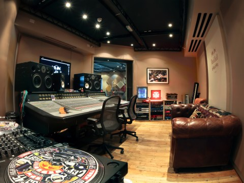 Are you the UK's next big music act? Fancy winning some free time at Red Bull Studios? Then look no further