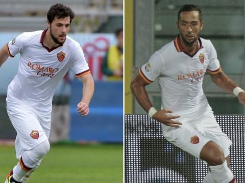 Tottenham in talks with Roma over Mattia Destro and Mehdi Benatia transfers