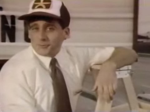 From Steve Carrell selling chicken to Bryan Cranston curing piles: 11 of the best celeb TV ads ever