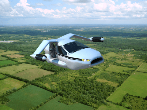 Flying cars: The companies that want to take motorists into the skies