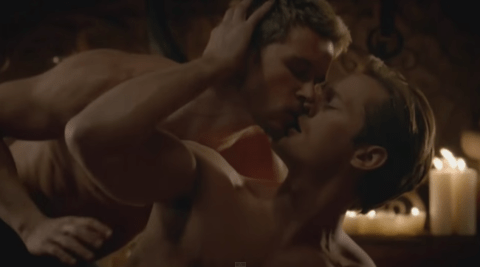 True Blood season 7: Alexander Skarsgard and I laughed a lot filming two-hour long gay sex scene, says Ryan Kwanten
