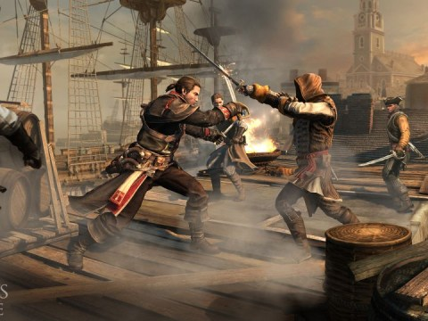 Assassin's Creed: Rogue confirmed for 360 and PS3 – trailer online now