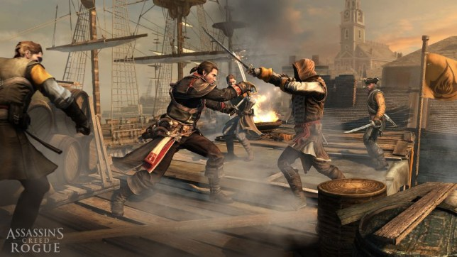 Assassin's Creed: Rogue - the last gen's last hurrah
