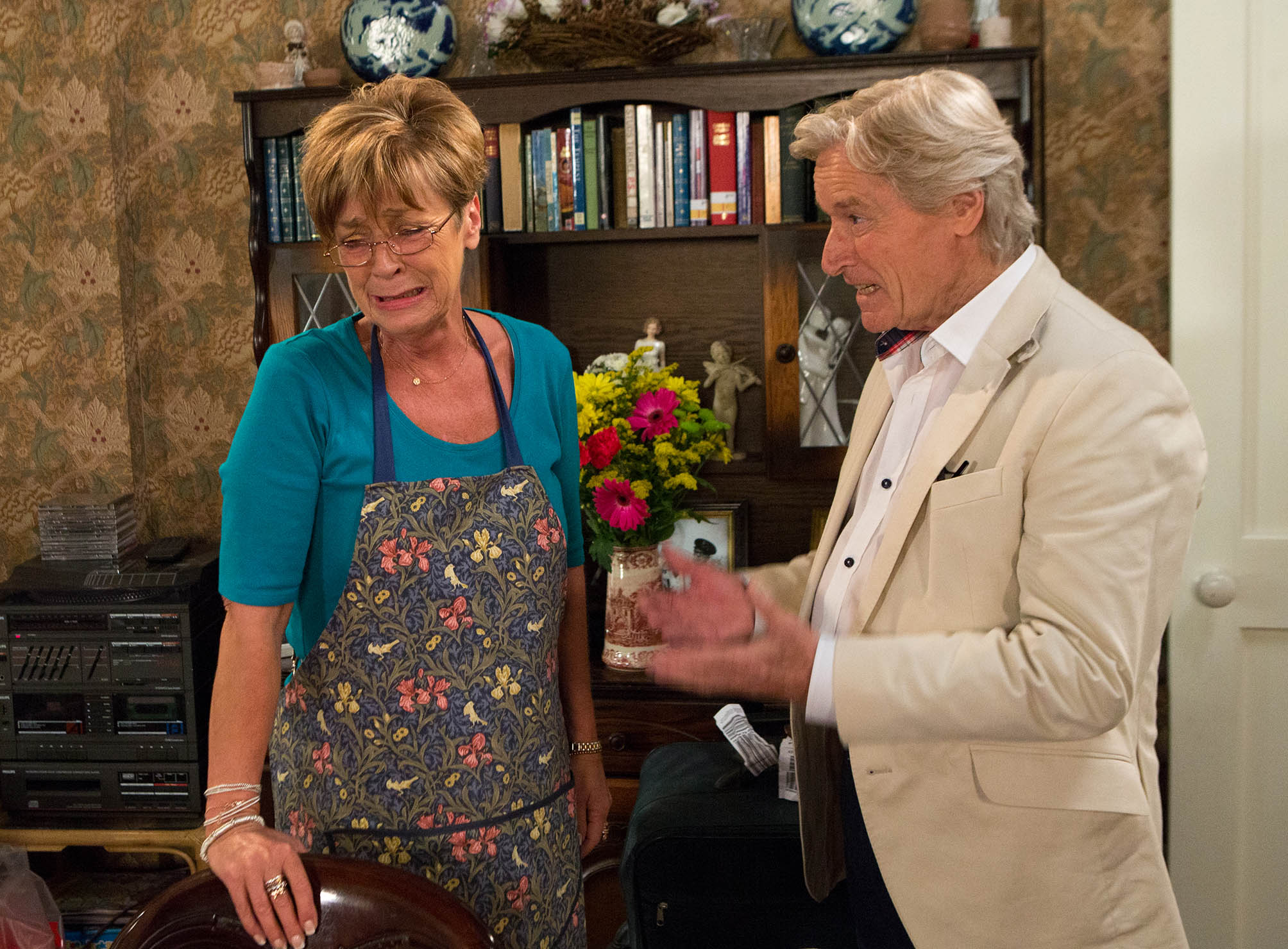'We've bl**dy missed you Ken': Twitter goes all gooey as Ken Barlow makes grand return to Coronation Street