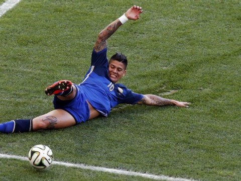 Why Arsenal should hijack Manchester United's move for Marcos Rojo
