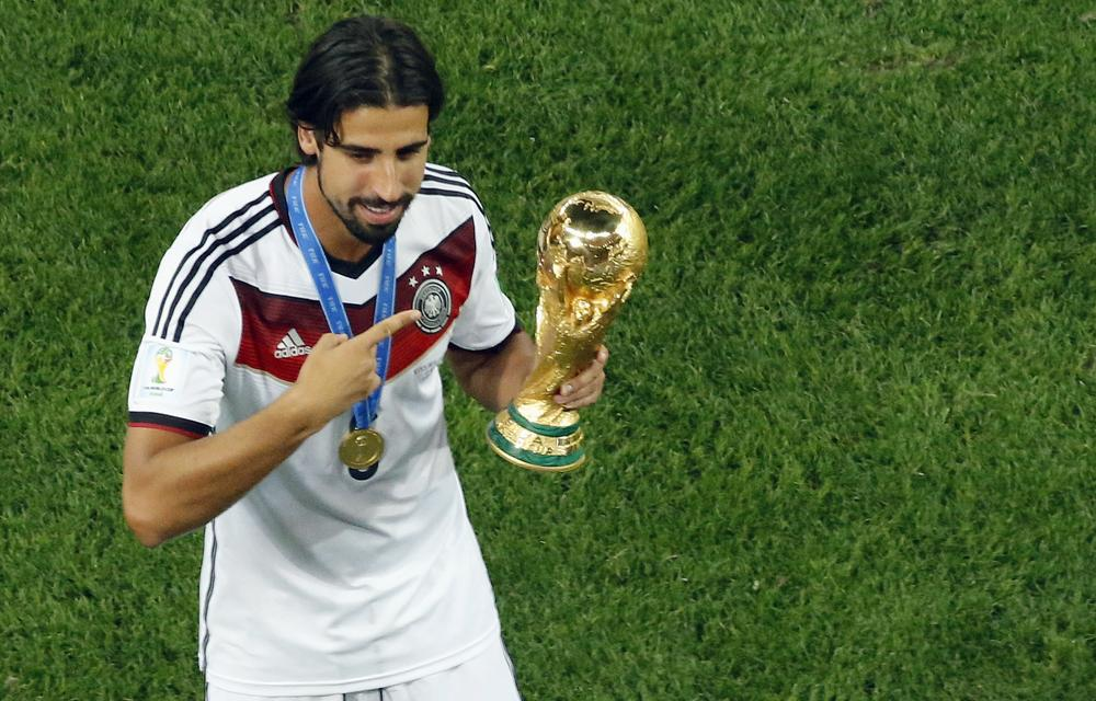Manchester United could rival Arsenal for Real Madrid's Sami Khedira