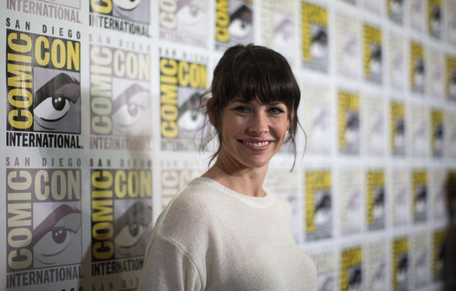 Former Lost star Evangeline Lilly has become a Children's Book author (Picture: Mario Anzuoni/Reuters)