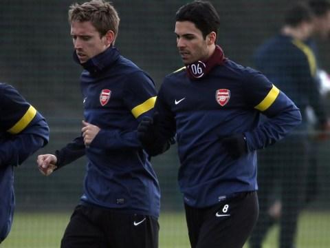 Arsenal duo Mikel Arteta and Nacho Monreal on Athletic Bilbao's radar