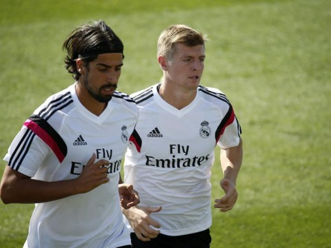 Sami Khedira set for Arsenal or Chelsea transfer after Real Madrid Cup snub
