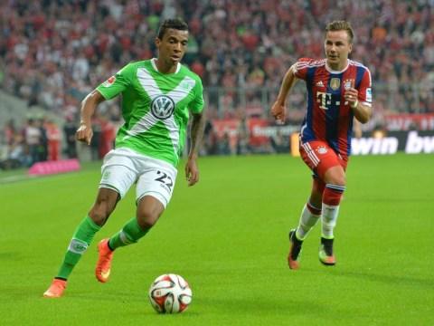 Arsenal target Luiz Gustavo set to stay with Wolfsburg as German club end Lukas Podolski pursuit